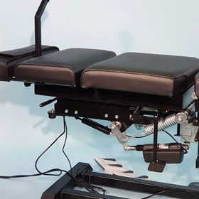 Omni Flexion-Distraction Elevation Chiropractic Tables