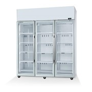 SKOPE | ActiveCore Glass Door Fridge | TME1500N-A