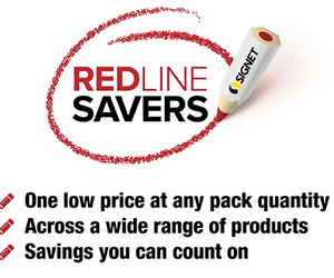 Signet's New RedLine Savers
