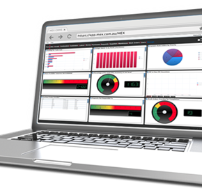 Reports, KPIs & Dashboard Software for Maintenance Operations | MEX