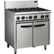 Gas Static Oven Range Cobra CR9D - 900mm