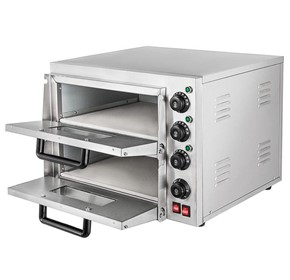 Hargrill Standard Benchtop Electric Double Pizza Oven