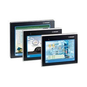 "HMI Touch Screens 4"", 7"" or 10"" Models"