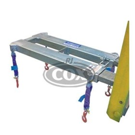 FSB200 Slip-On Forklift Attachment / Crane Battery Jib