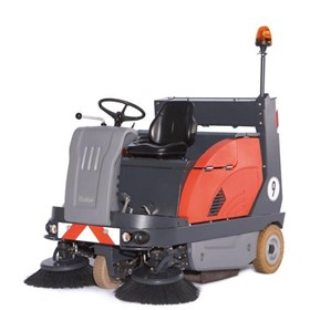 Ride On Sweepers | Sweepmaster 1200 RH