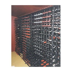 Wine Racks | Steel Mesh
