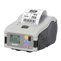 Thermal Mobile Label Printer | Sato MB200I