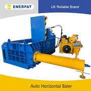 UK Enerpat Scrap Metal Baling Machine | Aluminum Profile Metal Baler
