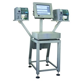 Manual Weigh Labeller