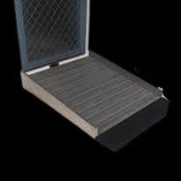 Accessible Rubber Ramps Threshold Custom Made Ramps