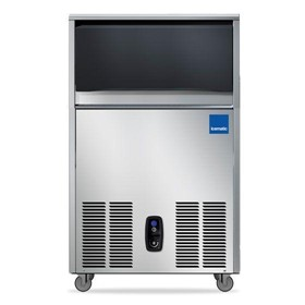 CS50 - A DP UNDERBENCH SELF CONTAINED ICE MACHINE BRIGHT CUBE