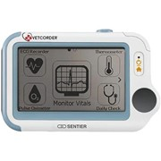Portable Veterinary Patient Monitor