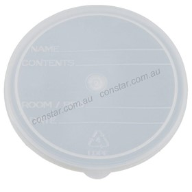 Denture Bowls & Lids, Disposable / Single Patient Use