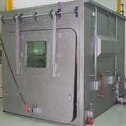 Automotive Test Chambers - Sealing and Flow Control Facility
