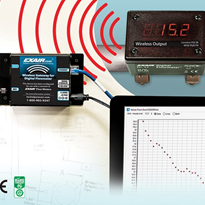 Digital Flow Meters with Wireless Capability
