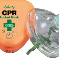 Pocket CPR Mask | Resuscitator | Liberty