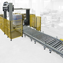 Pallet Wrapping Machines | MAS-2300