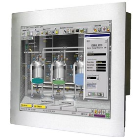 Industrial Panel PC with Atom E3845 CPU