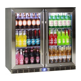 Energy Efficient Alfresco Bar Fridge | GSP2H-840-SS