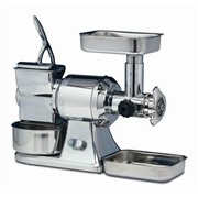Meat Mincer Grater - 12 S/S Mincing Unit