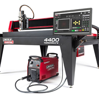 New cutting table released: Torchmate 4400 & 4800