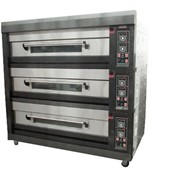 Oven | Amalfi Series Electric Three Deck Bakery Oven