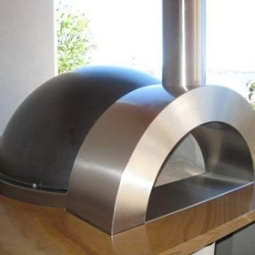 Zesti Benchtop Wood Fired Pizza Oven Z1100