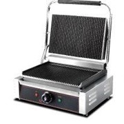Electric Panini Single Contact Grill Large