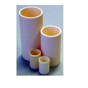 Ceramic Standard Cylindrical Crucibles