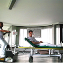 Ride-on Electric Hospital Bed Mover