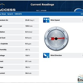 Environdata | Weather Station Software | EasiAccess