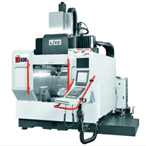 5 Axis Machining Centre | Litz LU-800