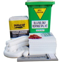 Spill Kits | 120 Litre Oil AusSpill Quality Compliant SKU - TSSIS120OF