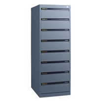 Duplex Card Cabinet to suit 8×5 Card (200mm x 125mm)