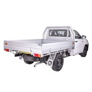 Durable Aluminium Alloy Ute Trays | Tradie Series