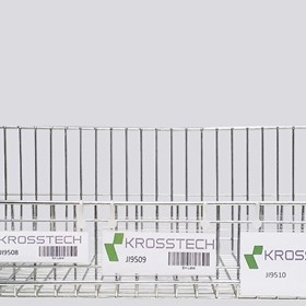 Wire Bin Labels for Wire Baskets