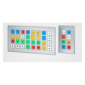 HMI - Touch Screens, Displays & Panels I SIMATIC HMI Key Panels