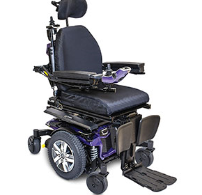 Quantum® launches industry's first WC19 power seating