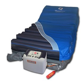 Acute Alternating Air Pressure Mattress Replacement System