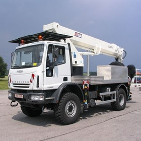 GSR E228TJ Truck Mounted Boom Lift