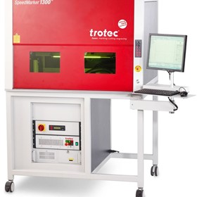 Laser Marking Machine | SpeedMarker 1300