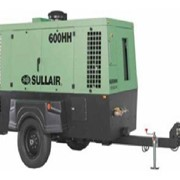 Portable Air Compressors 600HH Tier 3 (single-axle)
