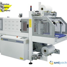 SMIPACK Auto In Line Bundle Wrapper | BP800AS & BP802AS