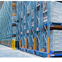 Mobile Pallet Racking Supplier