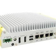 Ultra Compact Fanless In-Vehicle PoE Controller | NUVO-3100VTC