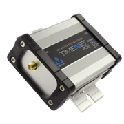 POE-Powered GPS Master NTP Time Server Inc. Antenna | TIMENET