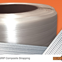 DURA-GRIP Composite Strapping