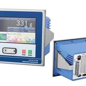 AD4413-CW Touch Panel Checkweighing Indicator