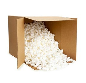 Biodegradable Packing Peanuts