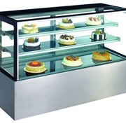 Norsk Standing Low Cake Display Cabinet/Fridge 1500mm